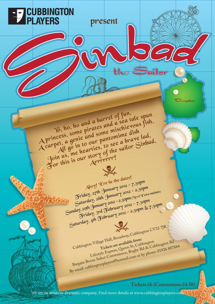 SINBAD_Poster